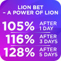 LionBet screenshot